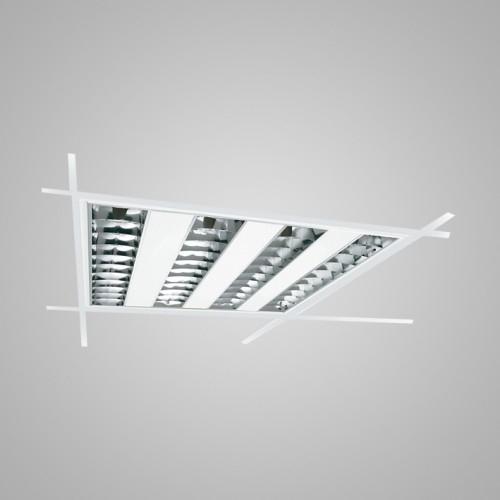 Corp de iluminat TBS165 G 3xTL5 0