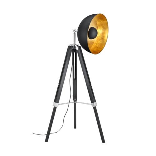 Lampadar living culoare negru mat, Liege 0