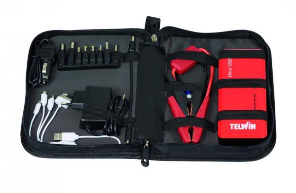 Robot de pornire portabil Telwin Drive 13000 2