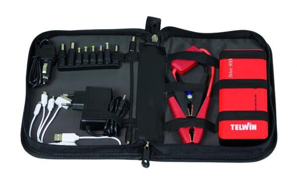 Robot de pornire portabil Telwin Drive 9000 2