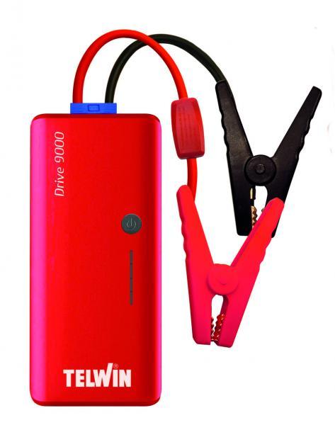 Robot de pornire portabil Telwin Drive 9000 1