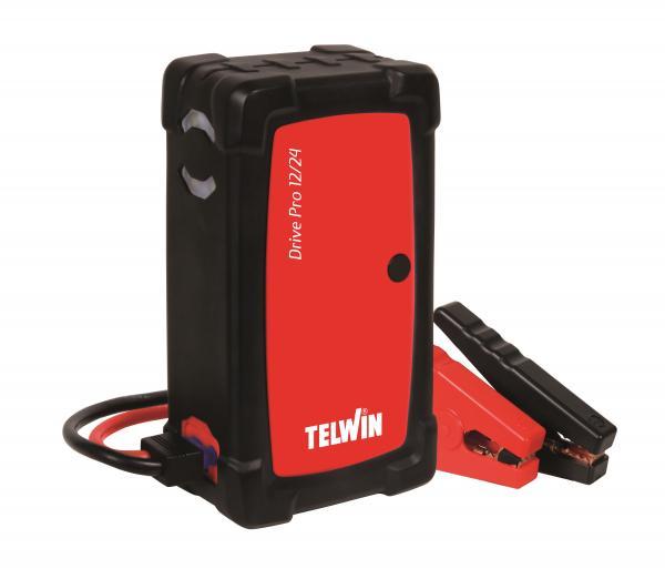 Robot de pornire portabil Telwin Drive Pro 12/24 0
