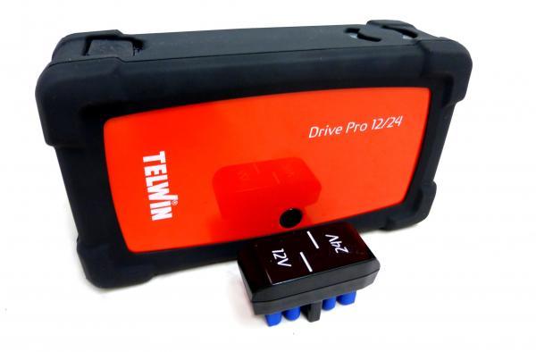 Robot de pornire portabil Telwin Drive Pro 12/24 1