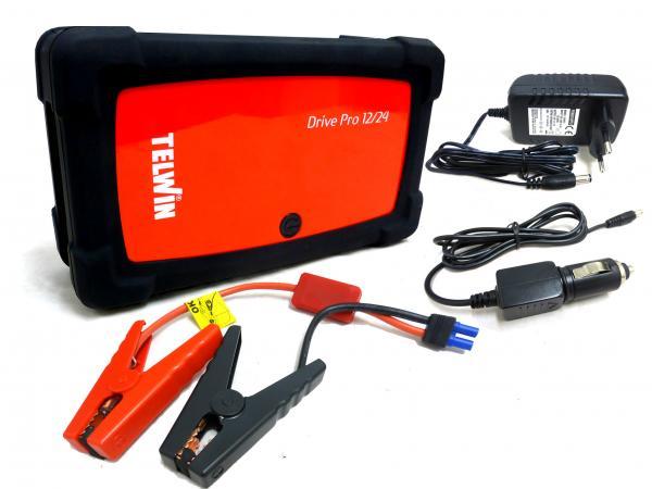 Robot de pornire portabil Telwin Drive Pro 12/24 2