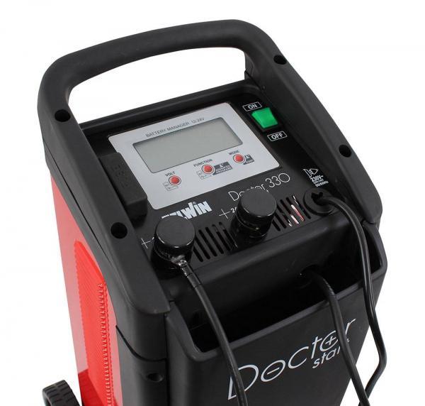 Redresor robot auto Telwin Doctor Start 330 1