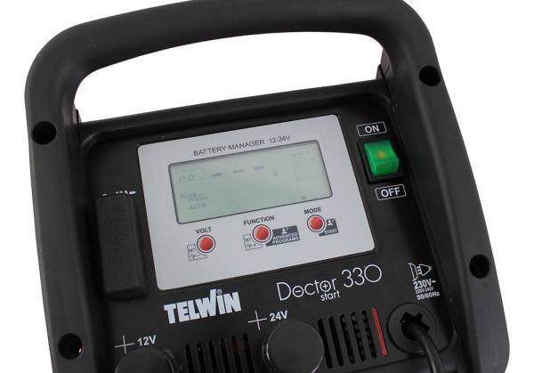 Redresor robot auto Telwin Doctor Start 330 2