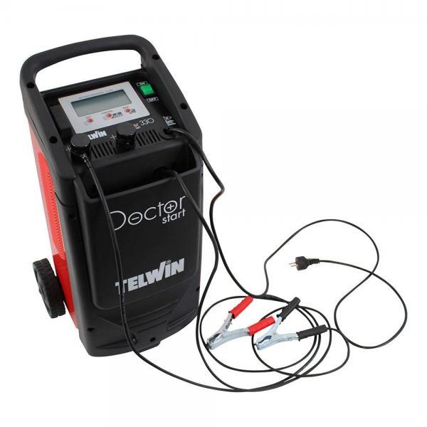 Redresor robot auto Telwin Doctor Start 330 3