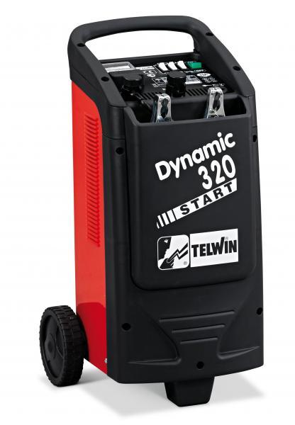 Redresor robot auto Telwin Dynamic 320 Start 0