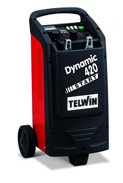 Redresor robot auto Telwin Dynamic 420 Start 0