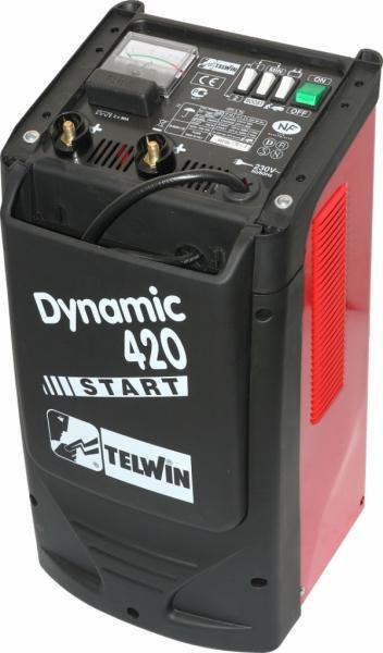 Redresor robot auto Telwin Dynamic 420 Start 1