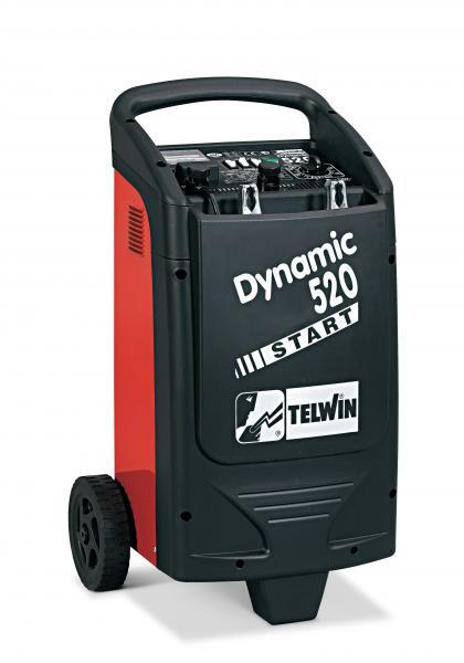 Redresor robot auto Telwin Dynamic 520 Start 0
