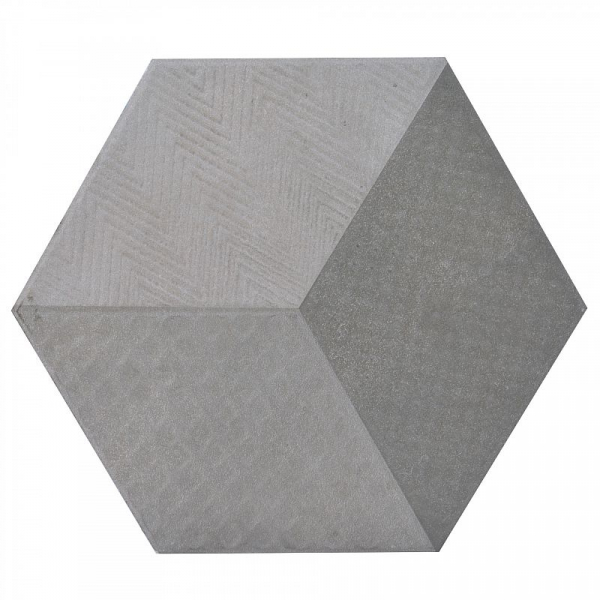 Faianta hexagonala Victoria Slate Hexagon, 20x20 cm 0