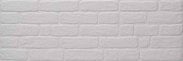 Faianta aspect caramida alba, 90x30 cm [0]