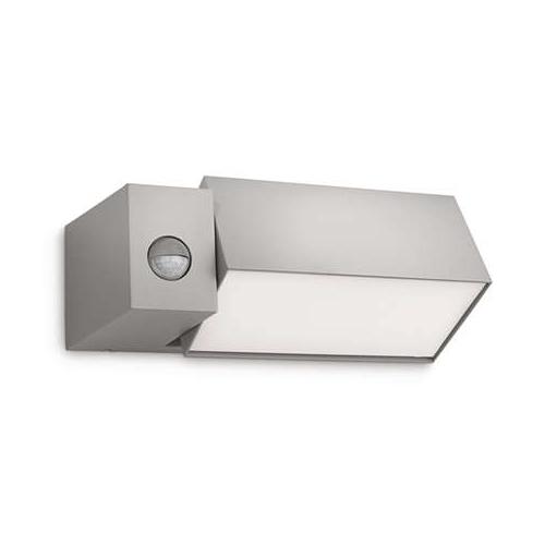 Aplica perete exterior cu senzor de miscare, Ecomoods Border 0