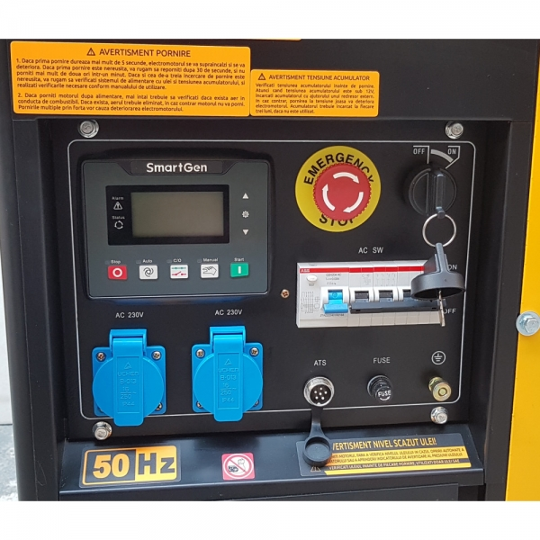 Generator curent diesel Stager YDE12E3 2