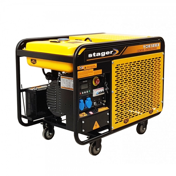 Generator curent diesel Stager YDE12E3 0