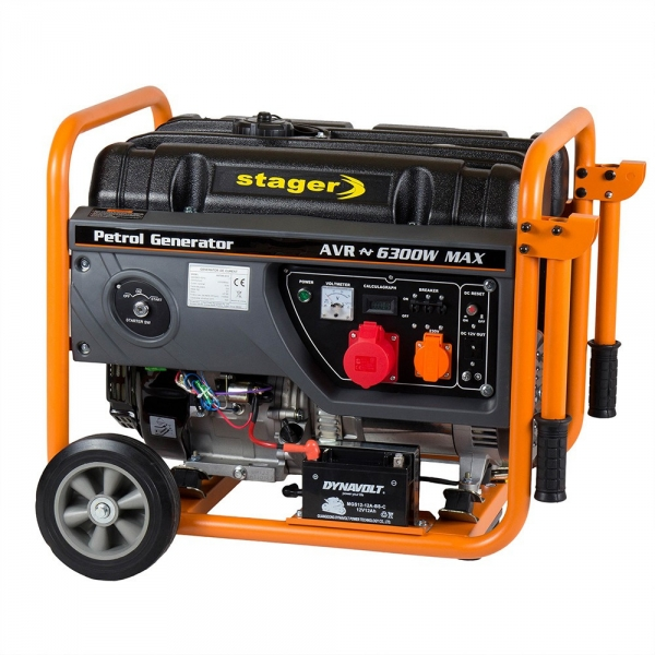 Generator curent benzina Stager GG 7300-3EW [1]
