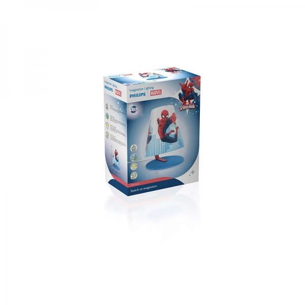 Lampă de masă, Omul-Păianjen 1