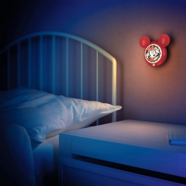 Lampa de veghe copii, Disney Minnie Mouse 1