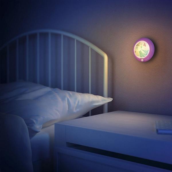Lampa de noapte, Disney Princess, Light-up LED 1