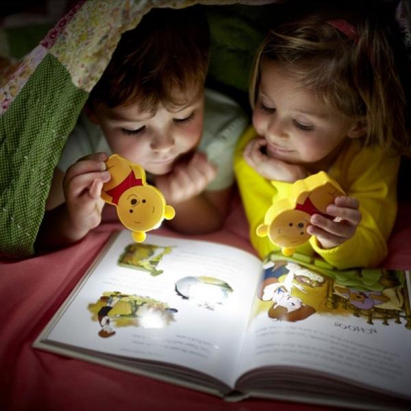 Lanterna copii, Disney Winnie 1