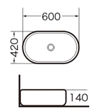 Lavoar baie oval Art 22 [1]