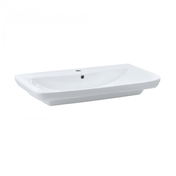 Lavoar de baie semi-incastrat Cabinet 0