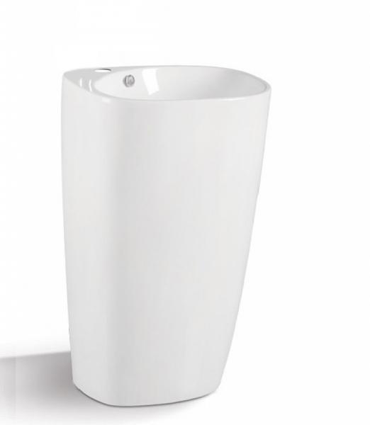 Lavoar freestanding oval Foglia 0