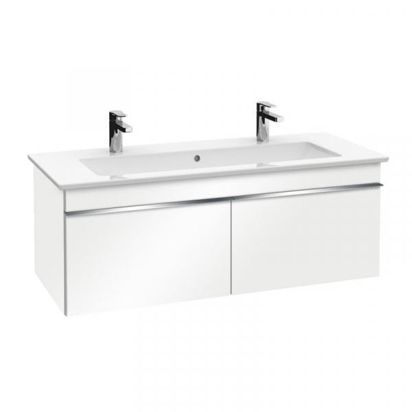 Mobilier Lavoar Baie Alb Sertare Villeroy Boch Venticello - 815