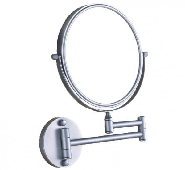 Oglinda cosmetica baie, culoare crom , Foglia 0