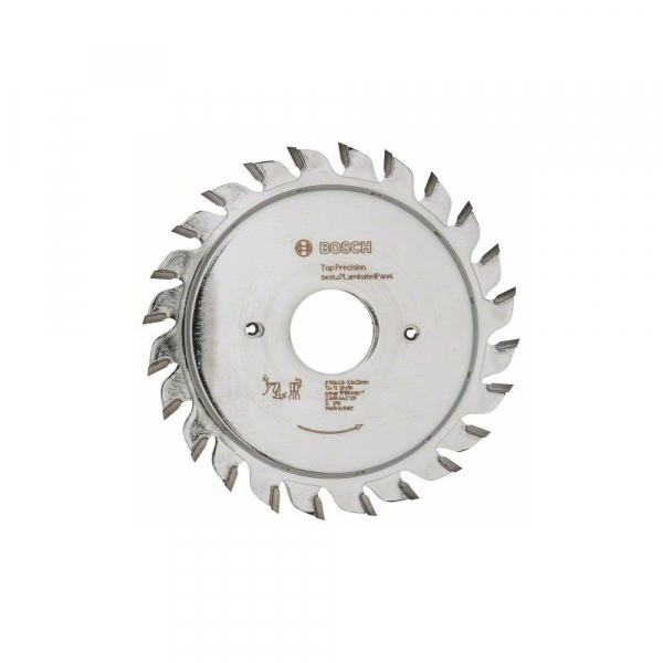 Panza fierastrau circular precrestatoare 100 mm pentru panel [0]