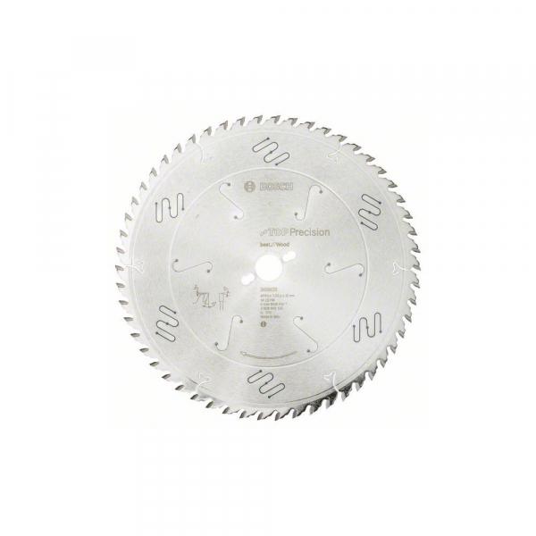 Panza fierastrau circular 350 mm 54 dinti Top Precision [0]