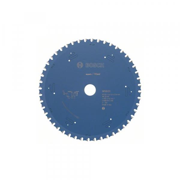 Panza fierastrau circular 230 mm 48 dinti Expert pentru otel [0]