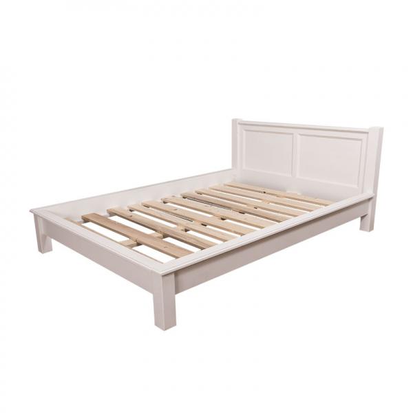Pat dormitor din lemn masiv Shutter 0