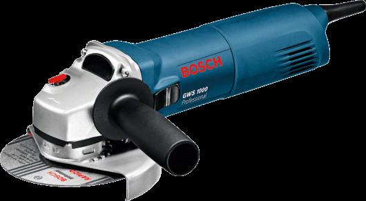 Polizor unghiular Bosch GWS 1000 0