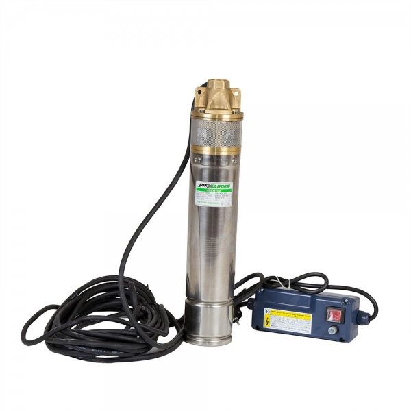 Pompa de apa de inalta presiune Progarden 4SKM100-C 0