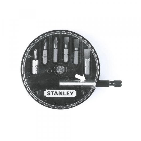 Set 6 biti pentru insurubare cu adaptor magnetic [0]