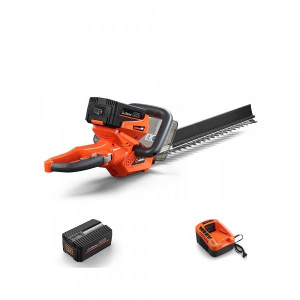 Set Redback trimmer gard viu E522D + acumulator Li-Ion EP20 40V/2Ah + incarcator EC20 40V/2A 0