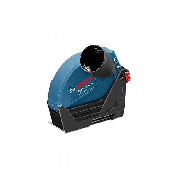 Sistem de aspirare si ghidare Bosch GDE 125 EA-T [0]
