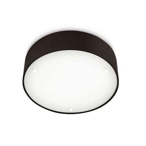 Plafoniera tavan culoare neagra, Velour K 0