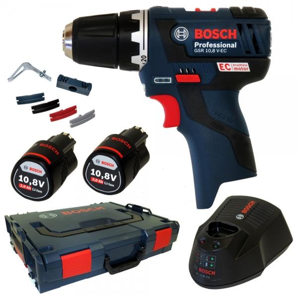 Surubelnita cu acumulator Bosch GSR 10,8-2-LI L-Boxx [0]