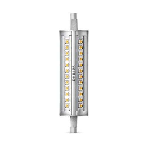 Bec led dimabil 11,8 cm Philips, R7s, 120W, 2000 lumeni [0]