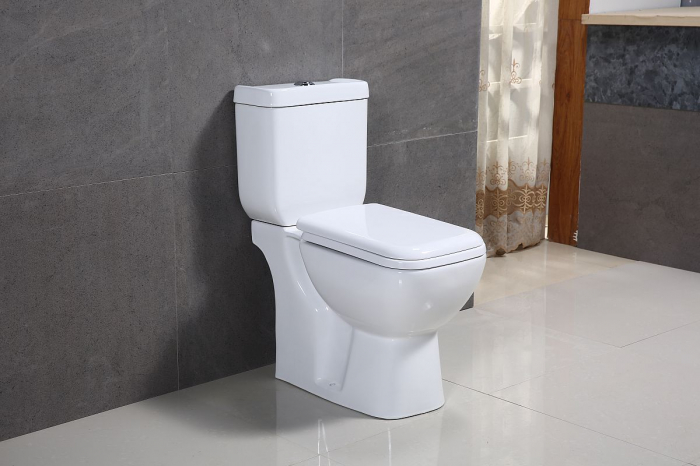 Vas wc Cimberly duobloc cu capac slim Soft Close inclus [1]