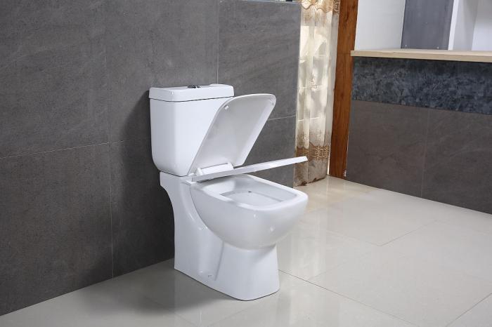 Vas wc Cimberly duobloc cu capac slim Soft Close inclus [6]
