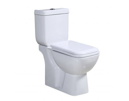 Vas wc Cimberly duobloc  cu capac soft close inclus 0