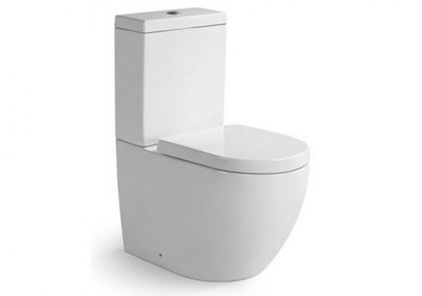 Vas wc Rondo duobloc cu capac soft close inclus 0