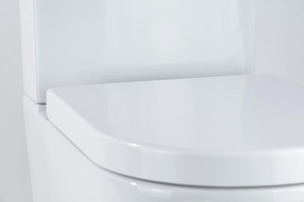 Vas wc Rondo duobloc cu capac soft close inclus [4]