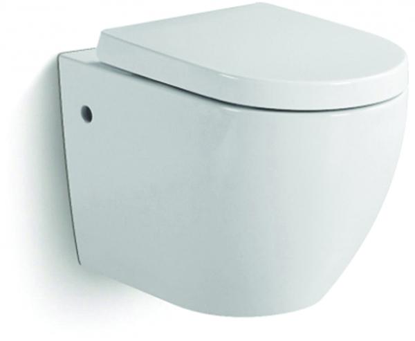 Vas wc suspendat cu capac soft close inclus, Rondo [0]