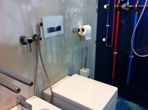 Sistem de dus igienic pentru bideu [1]