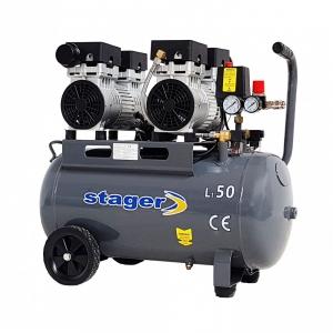 Compresor aer 50L Stager HM50JW-0.75x21